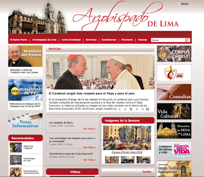 Arzobispado de Lima