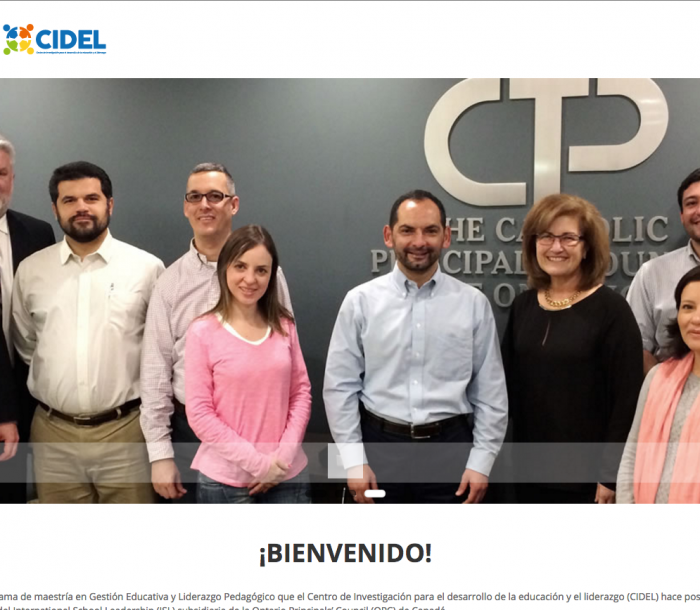 Intranet Cidel